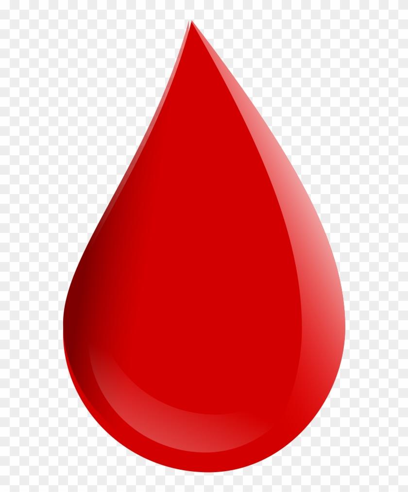 Inspiration Blood Drop Clip Art Medium Size - Blood Drop Clip Art #544941