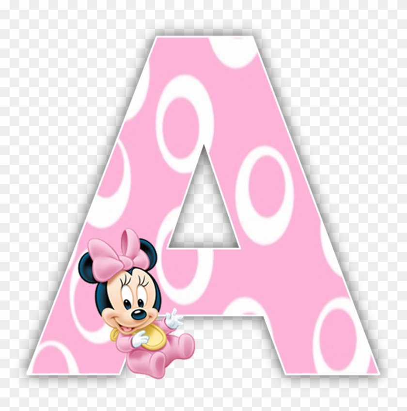 Minnie Mouse Printable Letters Minnie Mouse Alphabets Free