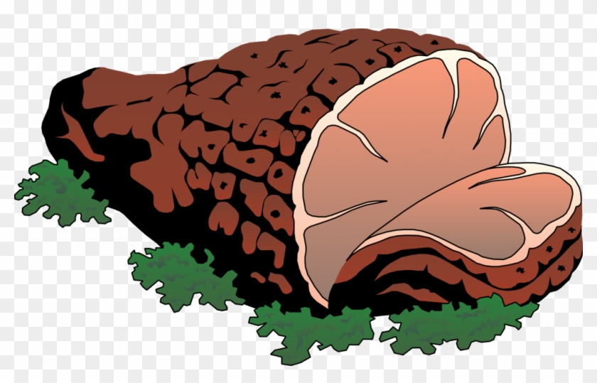 Unique Beef Clipart Cooked Meat Pictures - Roast Beef Clipart #546555