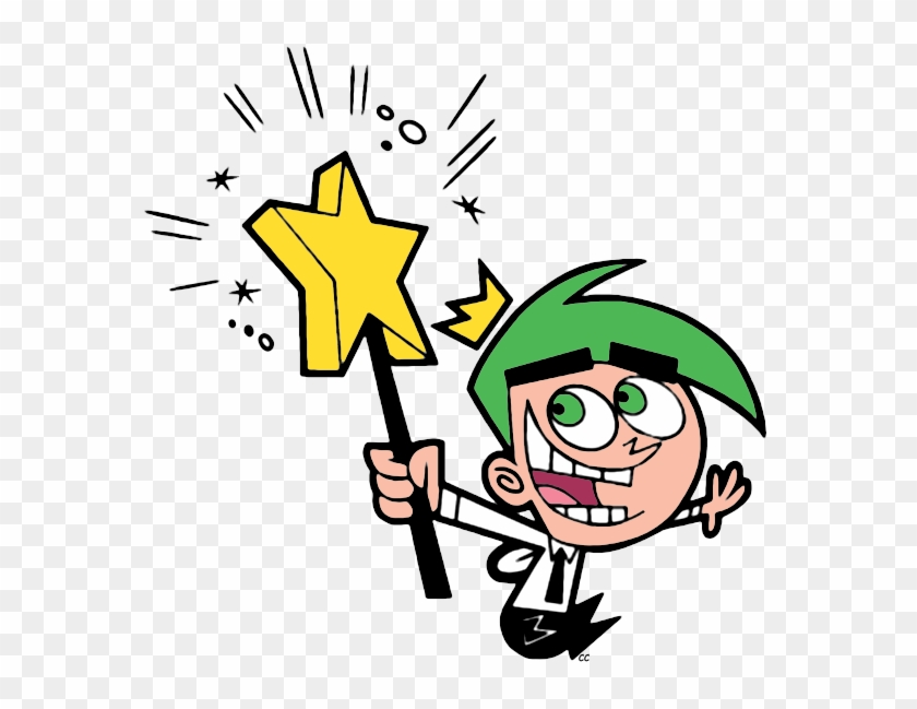 Images Were Colored And Clipped By Cartoon Clipart - Fairly Odd Parents Coloring Pages #547352