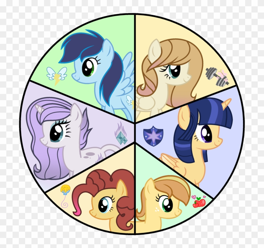 Mlp [next Gen] Best Friends Forever By Velveagicsentryyt - Come At Me Brony #547556