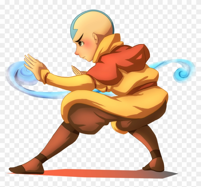 Aang The Last Airbender By Matsuoamon Avatar The Last Airbender