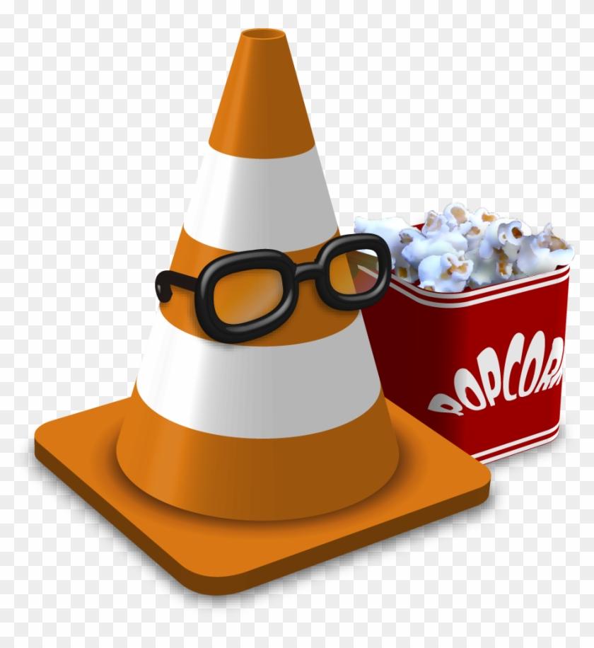 Vlc Media Player Cone #547941