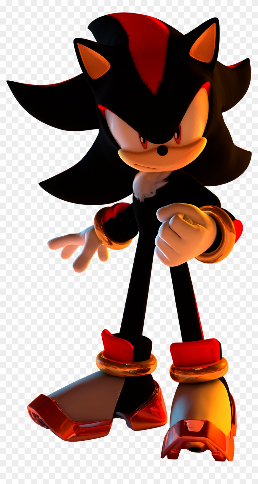 Epic Shadow By Mateus2014 Sonic Forces Shadow The Hedgehog Free Transparent Png Clipart Images Download