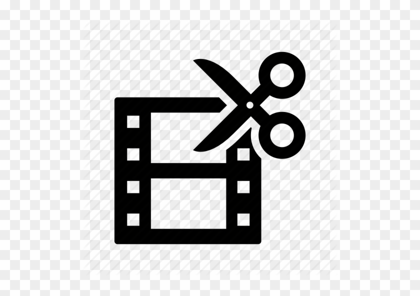 Simple Video Editing Icon Edit Film Free Transparent Png Clipart
