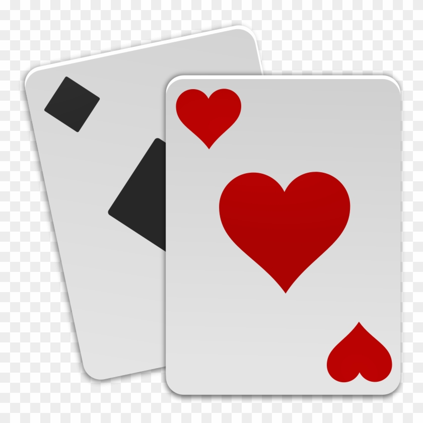 Cards Clip Art - Playing Cards Icons Free #550946