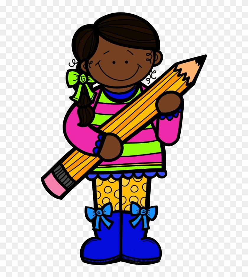Pencil Boy 1 Pencil Girl - Nwea First Grade Math Practice #551006