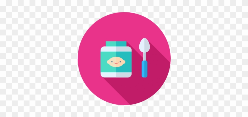 4 - Baby Food Png Cartoon #551778