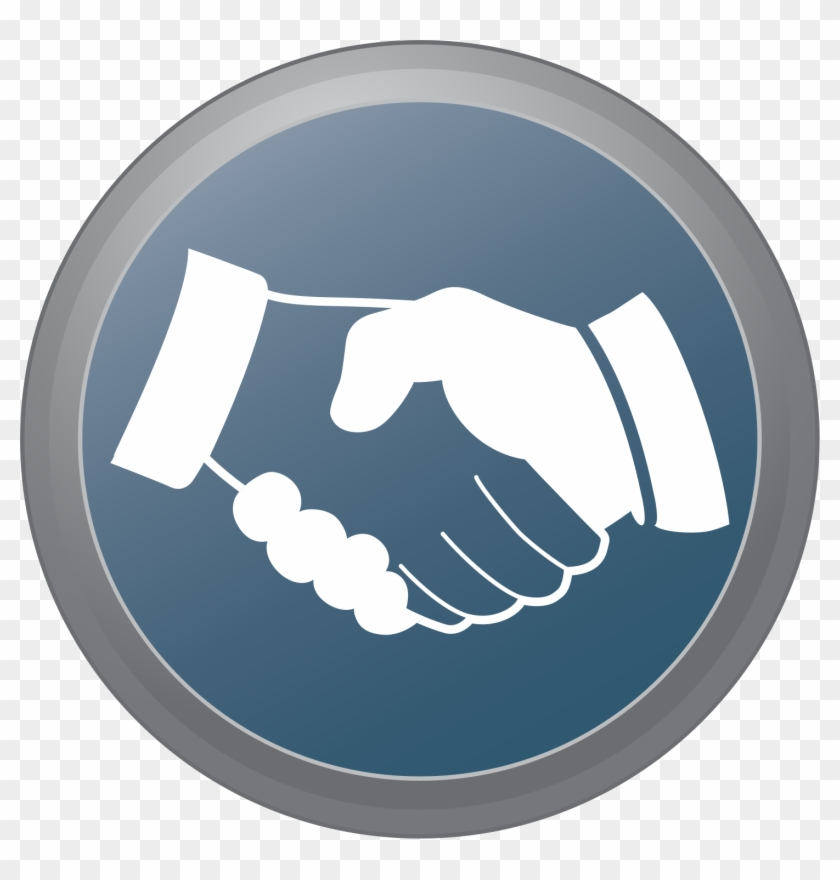Shake Hands Clipart - Thank You Hand Shake #552008