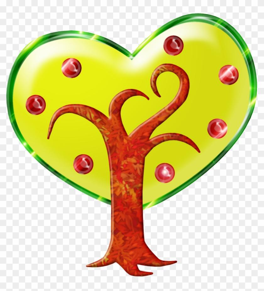 Heart Tree - Heart #552320