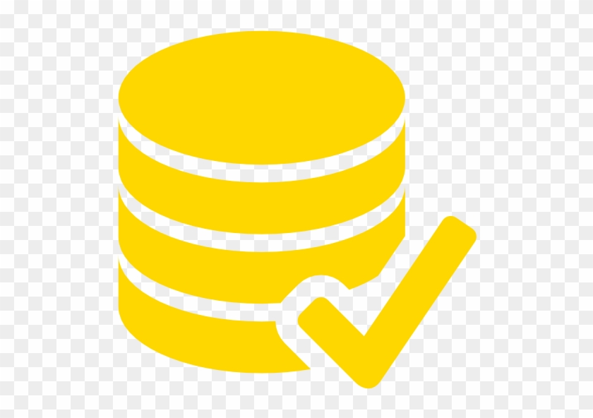 Database Icon Png White - Free Transparent PNG Clipart