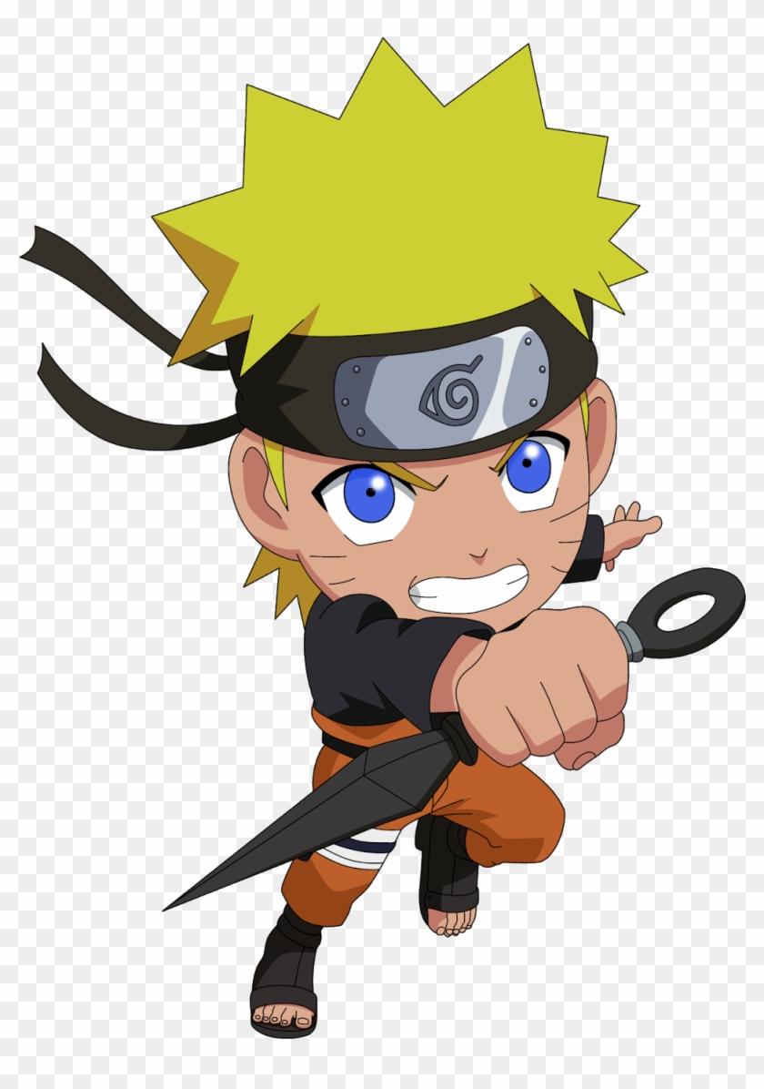 Chibi Naruto Cs Naruto Kawaii Chibi Free Transparent