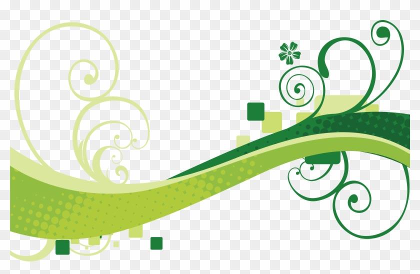 Euclidean Vector Green Wind Wave Wave Vector Green Vector