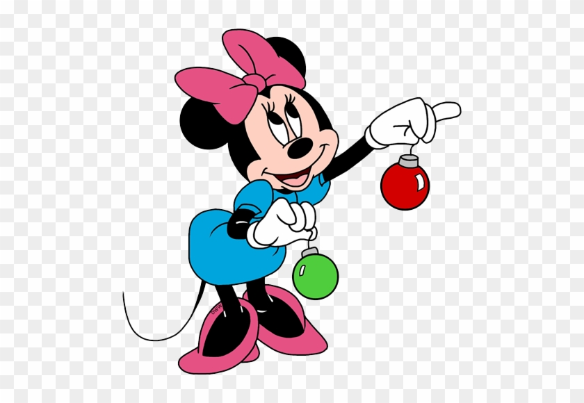 minnie mouse christmas clip art minnie mouse christmas clipart