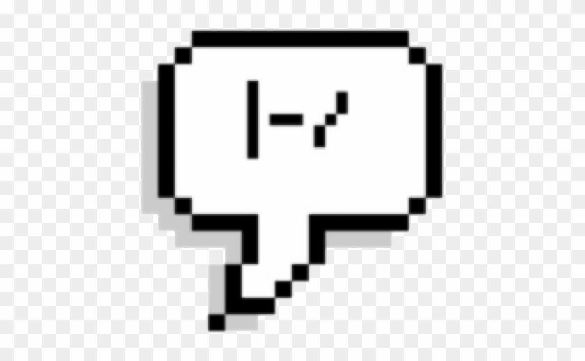 Twenty One Pilots Transparent - Pixel Speech Bubble Hi #553473