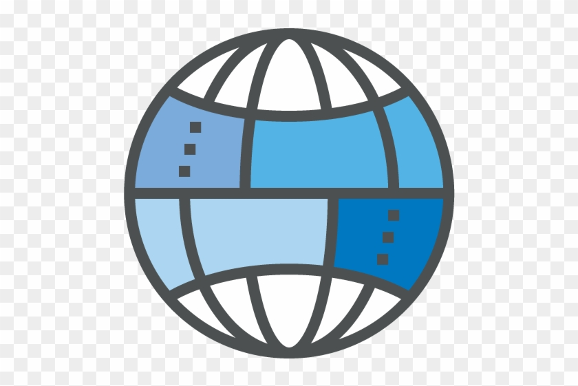 Global Hr Software Icon - Earth Globe Logo #553520