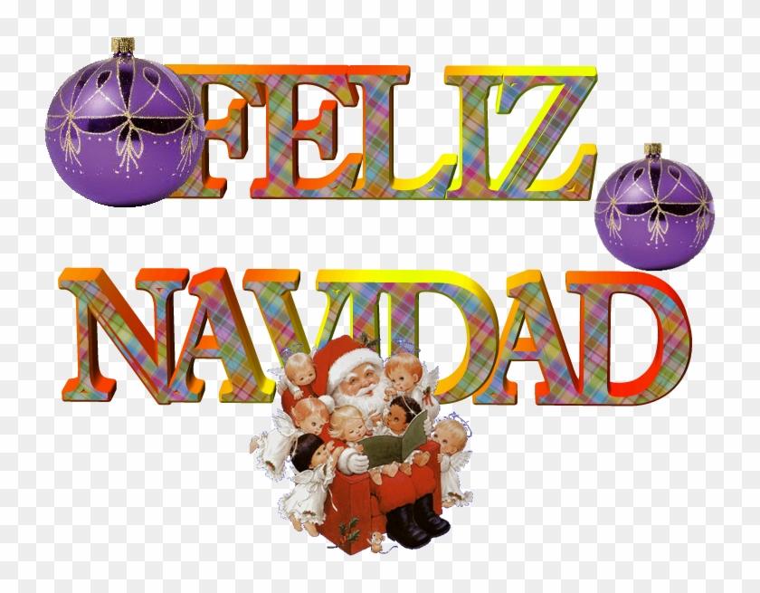 Christmas Countdown - Merry Christmas Purple Ball Ornament Card #554207