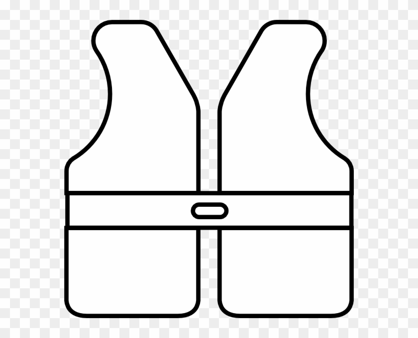 Vest Clipart Life Safety Jacket Silhouette Png Free Transparent Png Clipart Images Download