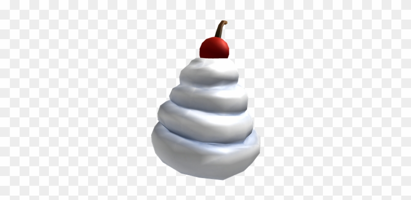 Whipped Cream Hat - Roblox Whipped Cream Hat #554489