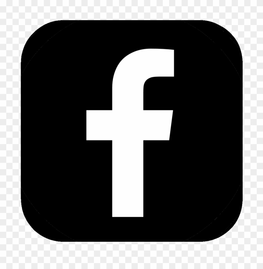 Follow Us - Logo En Negro De Facebook Instagram Twitter #554610