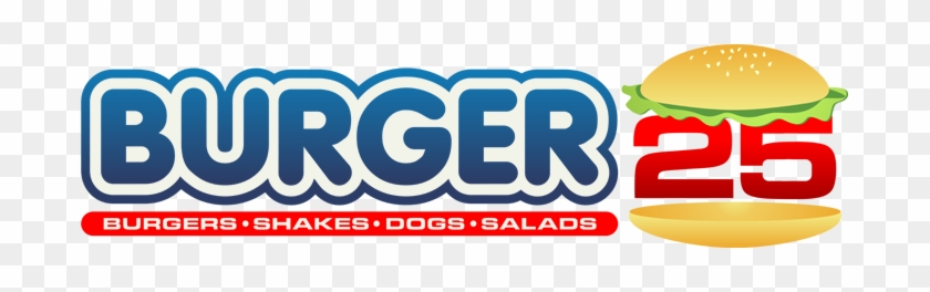 Toggle Navigation - Burger 25 Logo #555206