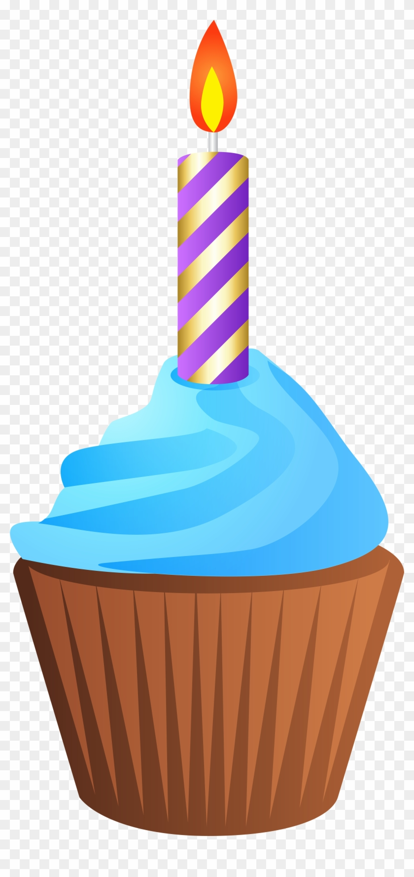 Birthday Cake Muffin Cupcake Clip Art
