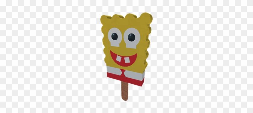 Spongebob Ice Cream Roblox Free Transparent Png Clipart Images