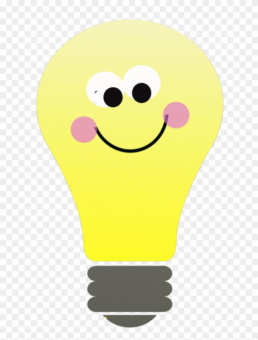 Submit An Idea - Cute Light Bulb Clip Art #556652