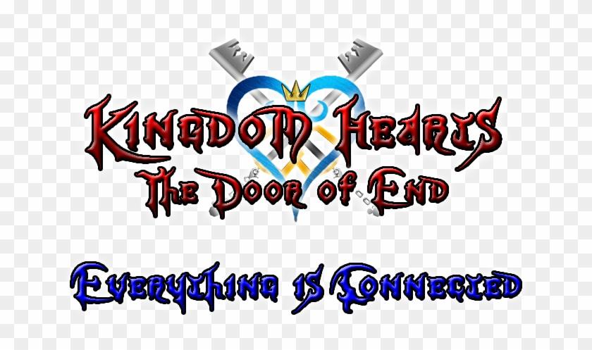 Kingdom Hearts Logo By Theyamiclaxia - Kingdom Hearts Heart Symbol #557395
