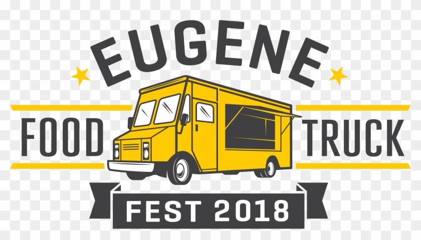 Eugene Food Truck Fest 2018 Eugene Weekly - Food Truck Logo Png #557995