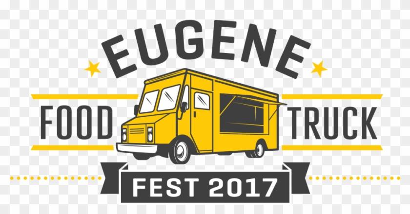 Eugene Food Truck Fest - Food Truck Logo Png #558211