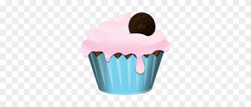 Cupcake Clipart, Art Cupcakes, Ice Cake, Cake Icing, - Cupcake #558328