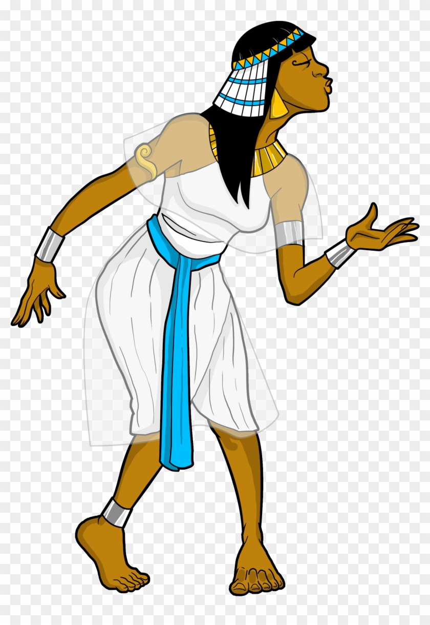 And After A Time Potifar's Wife Cast Her Eyes On Joseph - Bible Story #558669
