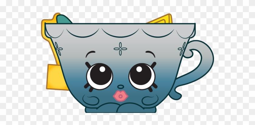 Tegan Tea - Shopkins Stacks Of Cookies #559416