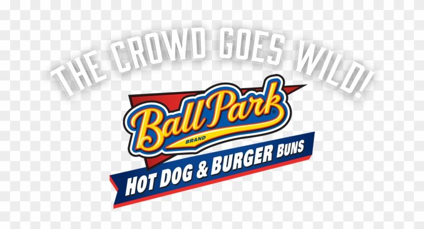 Ball Park Buns America's Favorite Bun - Ball Park Brand Logo #559595