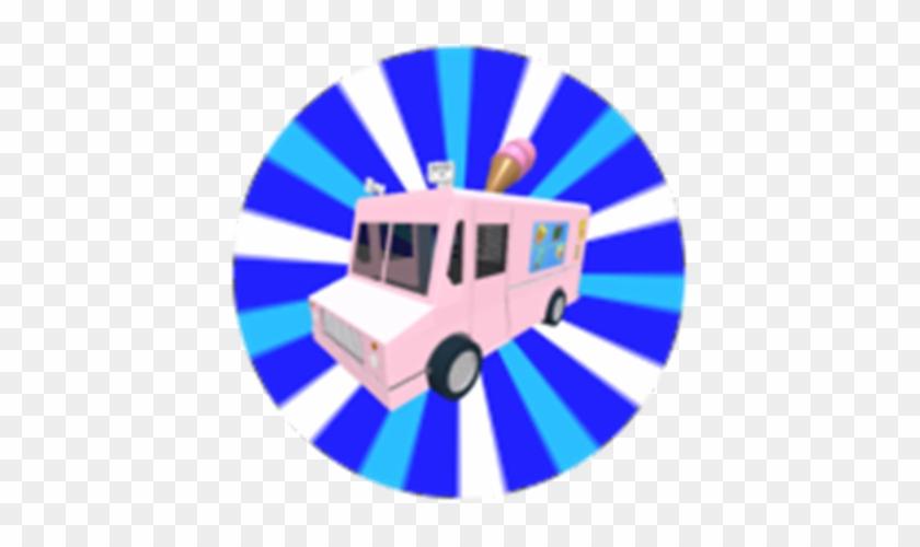 Unlock Ice Cream Truck Roblox Car Gamepass Free Transparent