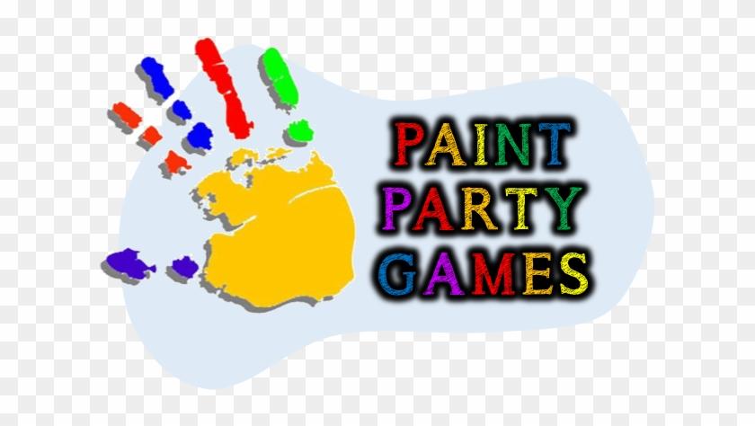 Art/ Paint Party Games & Printables - Art Party Game Ideas #560839