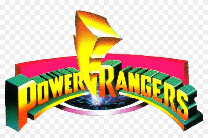 Great New Power Rangers Licensed Products - Mighty Morphin Power Rangers Logo Png #560953