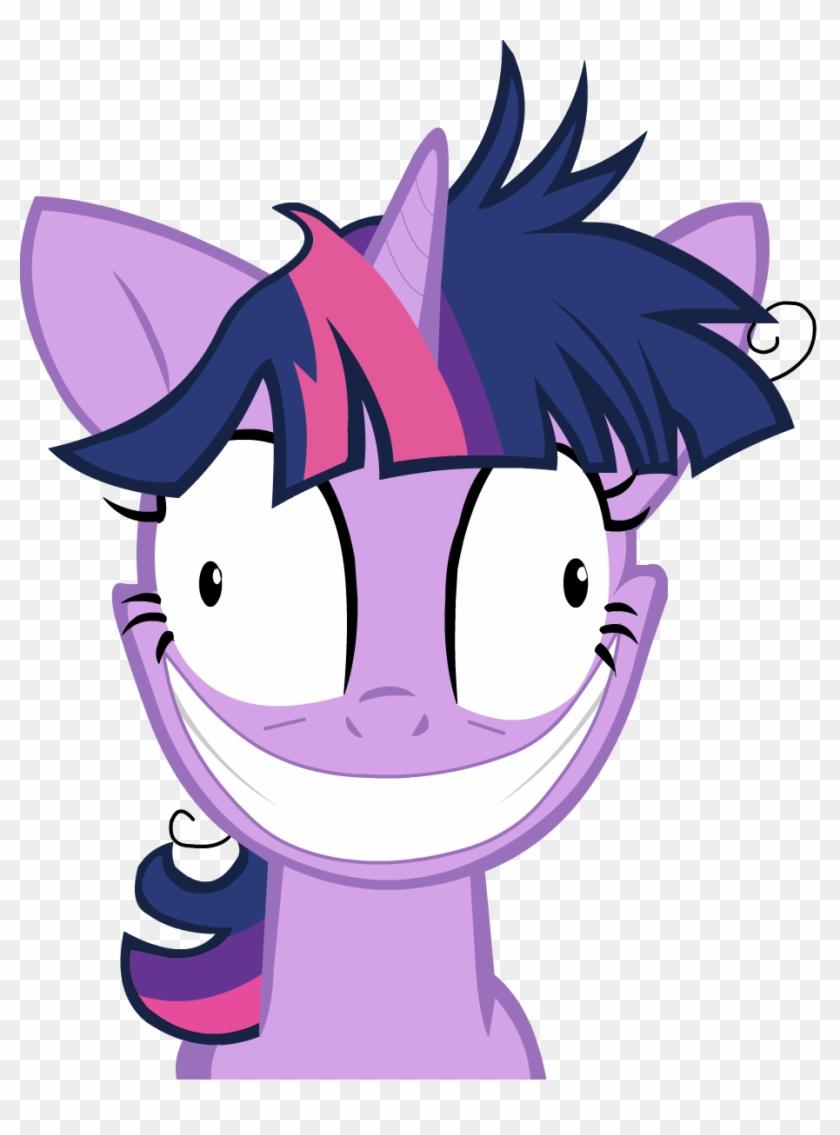 Twilight Sparkle Pinkie Pie Rarity Spike Pink Purple - Twilight Sparkle Crazy Face #561180
