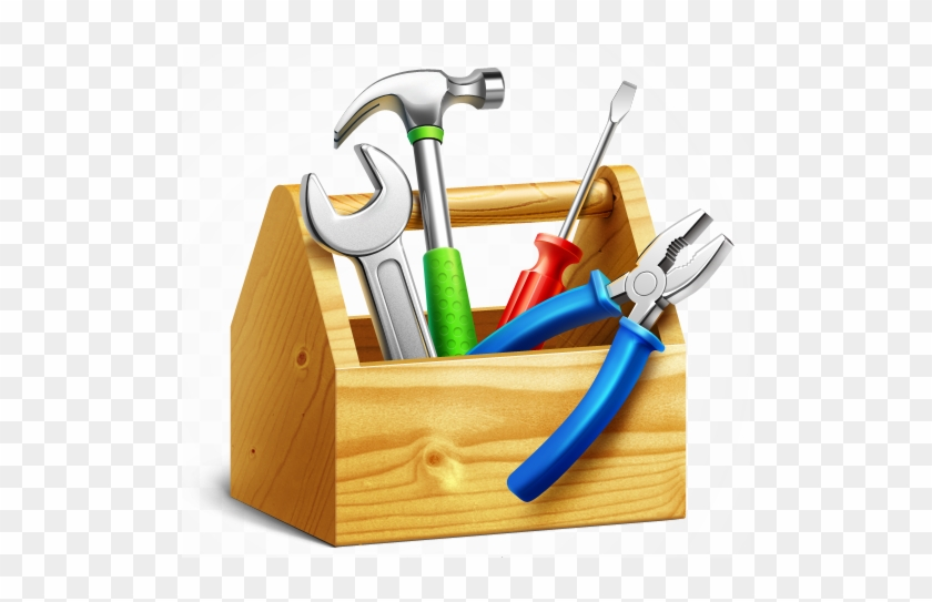 Toolbox Png Free Download - Open Toolbox Icon #561730
