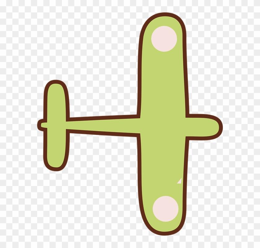 Cute Airplane Clipart 2, Buy Clip Art - Airplane T Clipart #562856