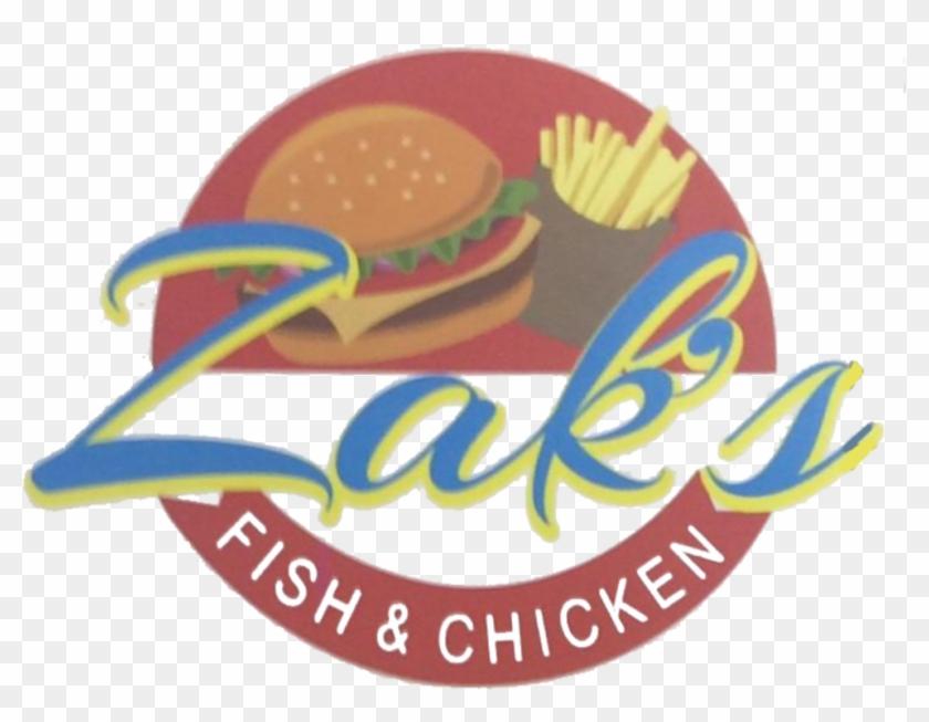Zak's Fish & Chicken - Fast Food #563216