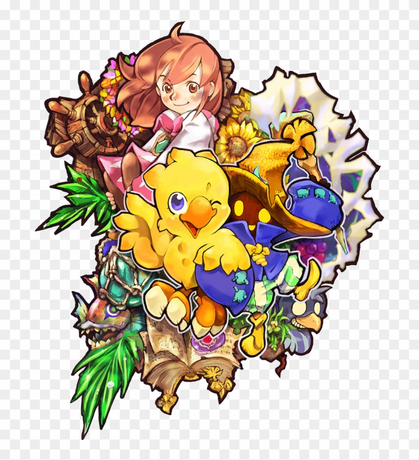 Final Fantasy Fables - Final Fantasy Fables Art #563996
