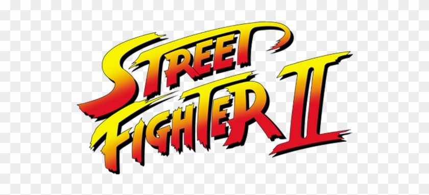 Street Fighter Ii Super Street Fighter 2 Logo Free Transparent