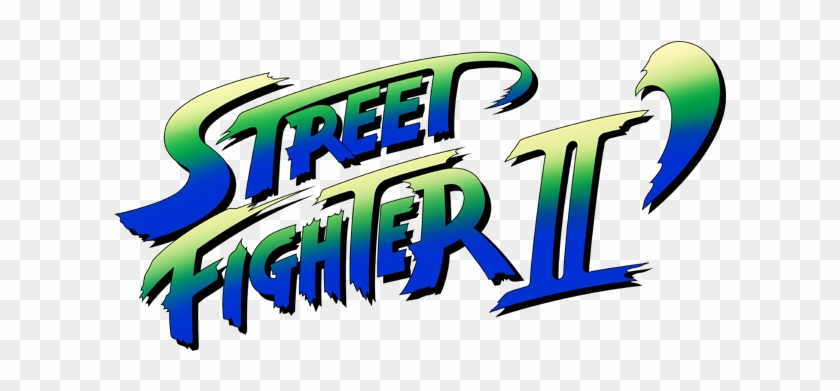 Street Fighter Ii Street Fighter 2 Vector Free Transparent Png Clipart Images Download