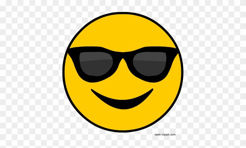 Cool Emoji Clip Art - Grateful Dead Steal Your Face #565488