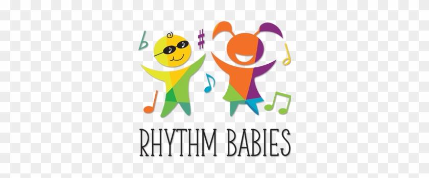 Rhythm Babies Philadelphia Music Classes For Babies - Kids Logo #566198