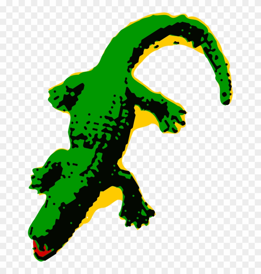 Free Cartoon High School Diploma, Download Free Clip - Animated Alligator Clipart #566385