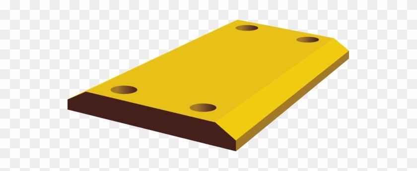 Loader Blade Edge John Deere Heel Plate - Welcome Back To School #566393