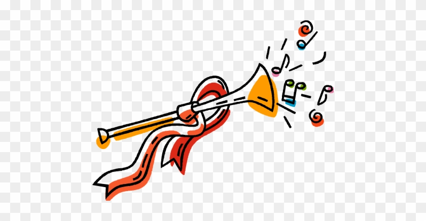 Trumpet Music Christmas Music Clip Art Free Transparent Png